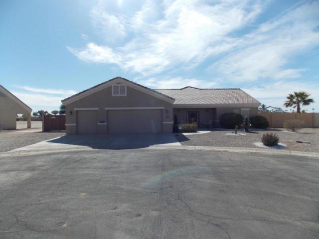 9345 W Enchantment Lane, Arizona City, AZ 85123 (MLS #5714257) :: Yost Realty Group at RE/MAX Casa Grande