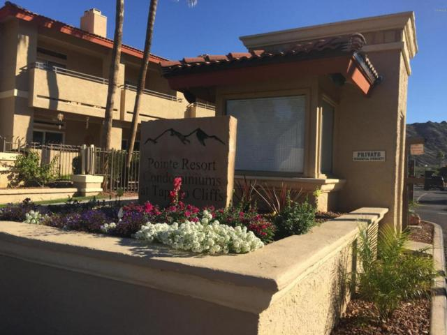 10410 N Cave Creek Road #2060, Phoenix, AZ 85020 (MLS #5714341) :: Private Client Team