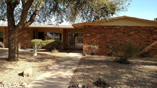 18219 N Stonebrook Drive, Sun City West, AZ 85375 (MLS #5714570) :: My Home Group