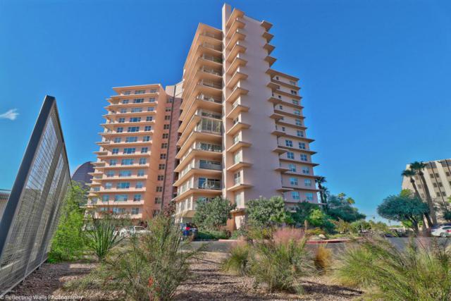 2201 N Central Avenue 7F, Phoenix, AZ 85004 (MLS #5715323) :: Private Client Team