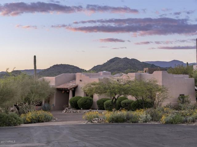 35029 N Sunset Trail, Carefree, AZ 85377 (MLS #5715529) :: Occasio Realty