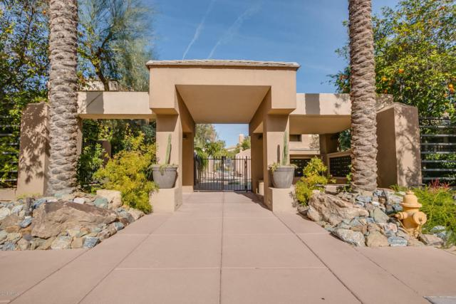 7400 E Gainey Club Drive #128, Scottsdale, AZ 85258 (MLS #5715579) :: The Everest Team at My Home Group