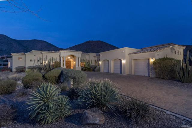 11802 E Larkspur Drive E, Scottsdale, AZ 85259 (MLS #5715643) :: Kortright Group - West USA Realty