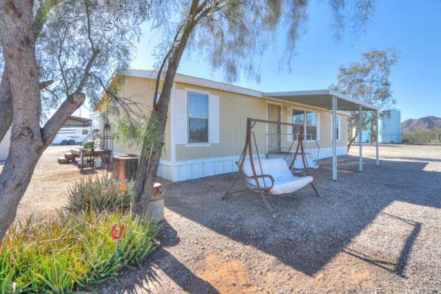 53535 W Barrel Road, Maricopa, AZ 85139 (MLS #5715718) :: Yost Realty Group at RE/MAX Casa Grande