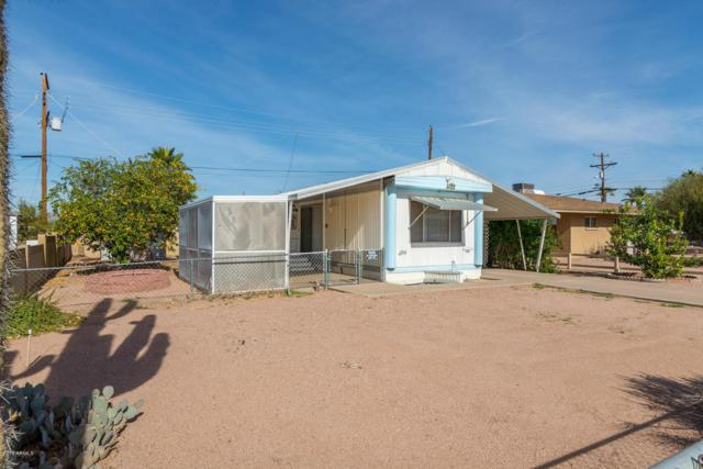 2812 W 9TH Place, Apache Junction, AZ 85120 (MLS #5715756) :: Yost Realty Group at RE/MAX Casa Grande