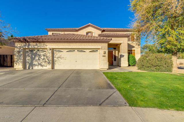 570 N Mammoth Way, Chandler, AZ 85225 (MLS #5715806) :: Arizona 1 Real Estate Team