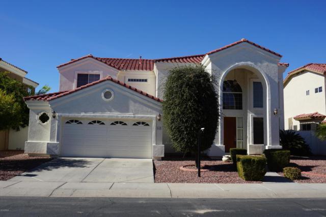 542 N Mondel Drive, Gilbert, AZ 85233 (MLS #5715811) :: Occasio Realty