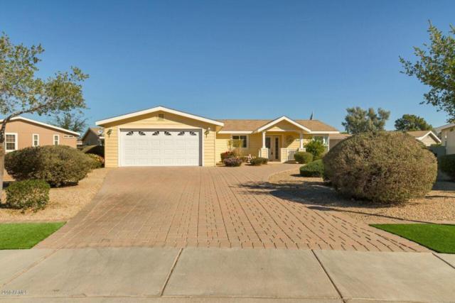11201 N El Mirage Road F130, El Mirage, AZ 85335 (MLS #5716088) :: The Garcia Group @ My Home Group