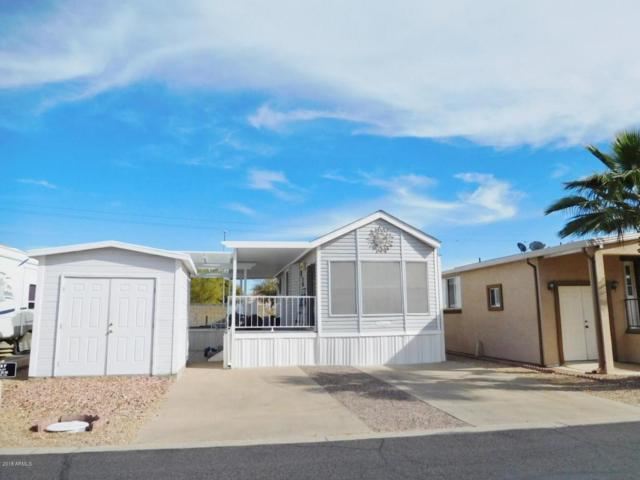 17200 W Bell Road #1027, Surprise, AZ 85374 (MLS #5716273) :: The Daniel Montez Real Estate Group