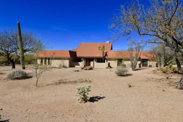 9014 E Lazywood Place, Carefree, AZ 85377 (MLS #5716404) :: Occasio Realty