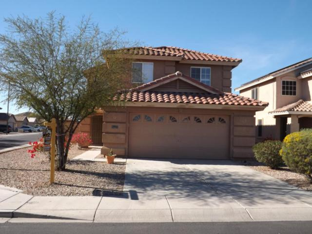 106 N 227TH Lane, Buckeye, AZ 85326 (MLS #5716446) :: The Everest Team at My Home Group
