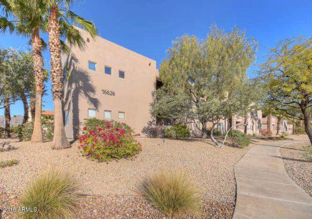 16626 E Westby Drive #207, Fountain Hills, AZ 85268 (MLS #5716600) :: Private Client Team
