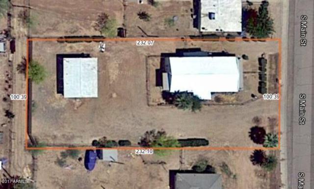 1008 S Main Street, Coolidge, AZ 85128 (MLS #5716605) :: Yost Realty Group at RE/MAX Casa Grande