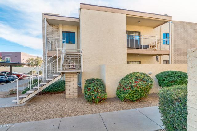 16635 N Cave Creek Road #112, Phoenix, AZ 85032 (MLS #5716692) :: Brett Tanner Home Selling Team