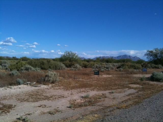 0 W Steele - Chapman, Coolidge, AZ 85128 (MLS #5716796) :: Yost Realty Group at RE/MAX Casa Grande
