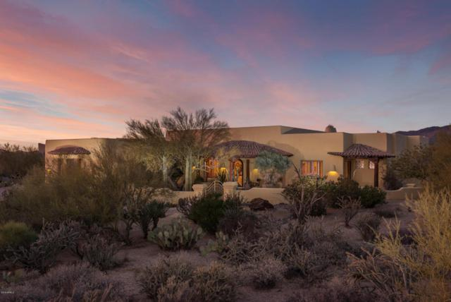 8916 E Stagecoach Pass Road, Carefree, AZ 85377 (MLS #5716877) :: My Home Group