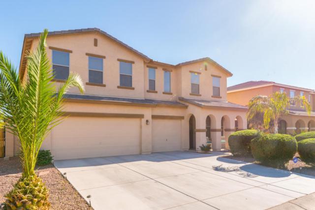 1971 W Sawtooth Way, Queen Creek, AZ 85142 (MLS #5716946) :: Yost Realty Group at RE/MAX Casa Grande
