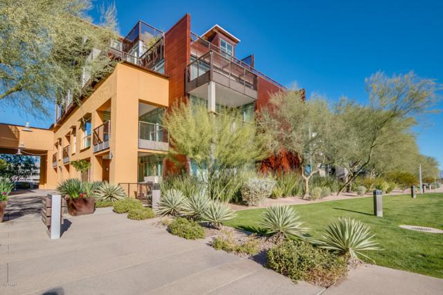 4741 N Scottsdale Road #2000, Scottsdale, AZ 85251 (MLS #5717143) :: Brett Tanner Home Selling Team