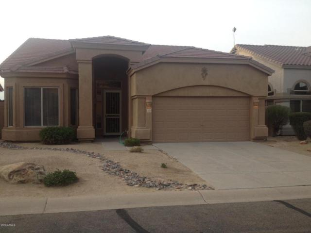3055 N Red Mountain Road #160, Mesa, AZ 85207 (MLS #5717150) :: The Kenny Klaus Team
