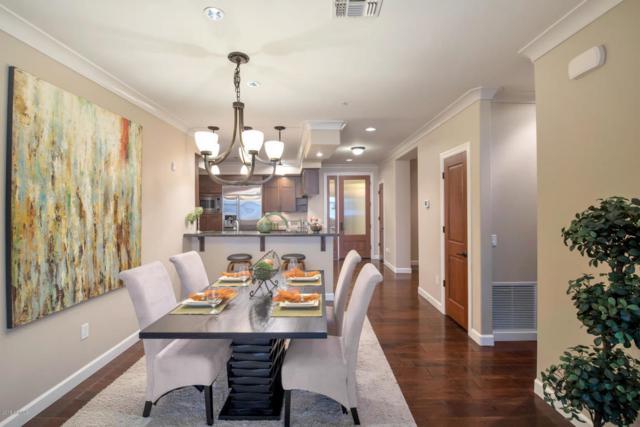 4909 N Woodmere Fairway #1008, Scottsdale, AZ 85251 (MLS #5717158) :: Brett Tanner Home Selling Team