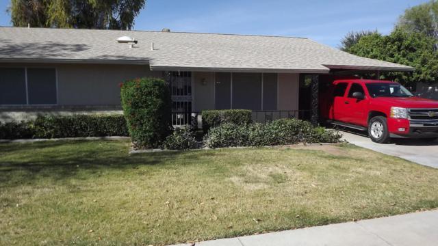 19206 N Signal Butte Circle, Sun City, AZ 85373 (MLS #5717195) :: Kelly Cook Real Estate Group
