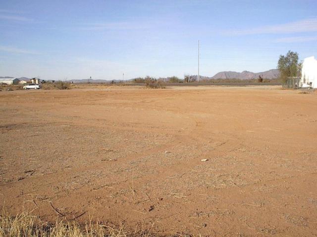 509xx W Us Hwy 60, Aguila, AZ 85320 (MLS #5717301) :: Brett Tanner Home Selling Team