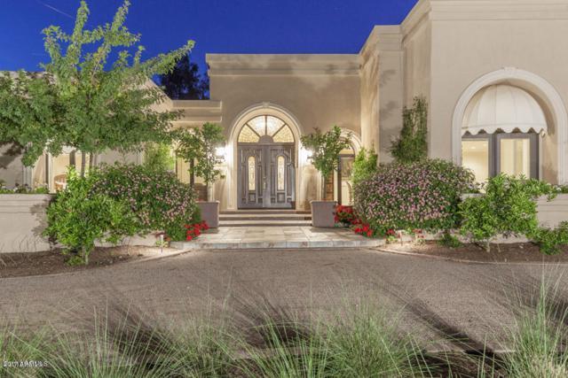 4520 E Maderos Del Cuenta Drive, Paradise Valley, AZ 85253 (MLS #5717397) :: Yost Realty Group at RE/MAX Casa Grande