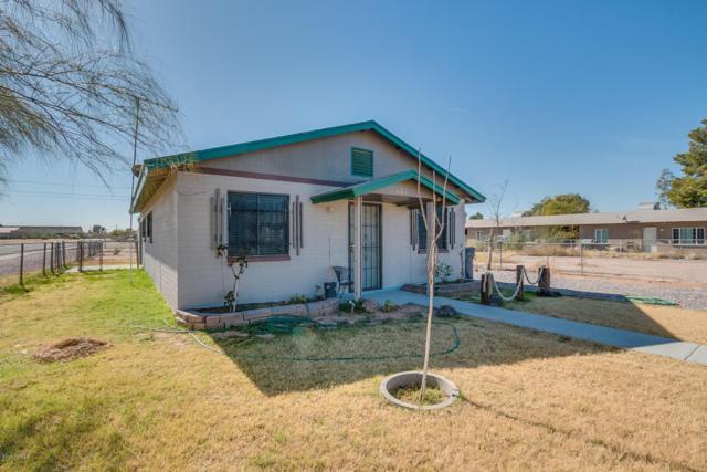 401 W Seagoe Avenue, Coolidge, AZ 85128 (MLS #5717424) :: Yost Realty Group at RE/MAX Casa Grande