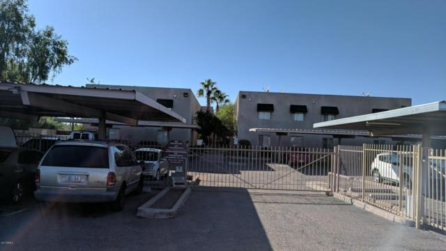 1808 N 32ND Street #208, Phoenix, AZ 85008 (MLS #5717807) :: The Laughton Team