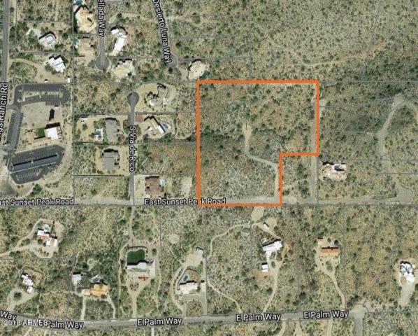 0 E Sunset Peak Road, Gold Canyon, AZ 85118 (MLS #5717909) :: The Kenny Klaus Team