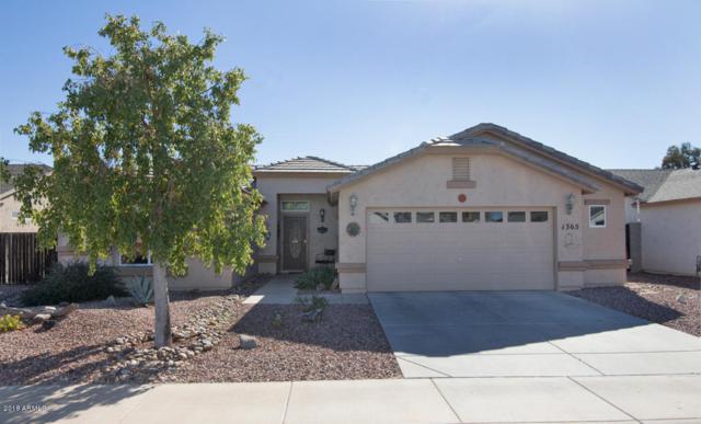 1365 E Autumn Sage Trail, Casa Grande, AZ 85122 (MLS #5718009) :: Yost Realty Group at RE/MAX Casa Grande