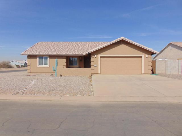 9970 W Lesna Drive, Arizona City, AZ 85123 (MLS #5718276) :: Yost Realty Group at RE/MAX Casa Grande