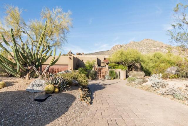 2206 N Sagebrush Lane, Carefree, AZ 85377 (MLS #5718569) :: Arizona Best Real Estate