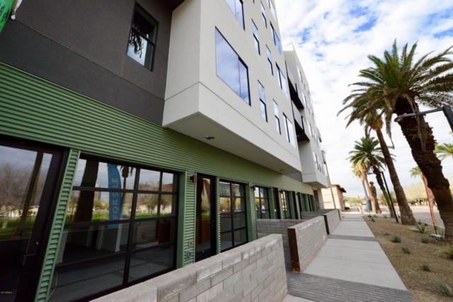 1130 N 2ND Street #102, Phoenix, AZ 85004 (MLS #5718728) :: 10X Homes
