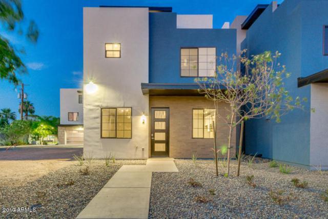 2825 N 42ND Street #10, Phoenix, AZ 85008 (MLS #5719000) :: Occasio Realty