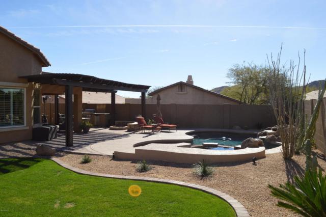 27350 N 84TH Glen, Peoria, AZ 85383 (MLS #5719025) :: The Laughton Team