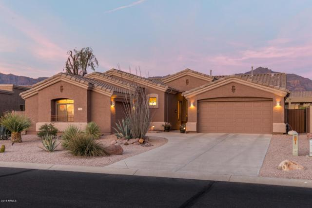 7966 E Rosewood Place, Gold Canyon, AZ 85118 (MLS #5719253) :: The Everest Team at My Home Group