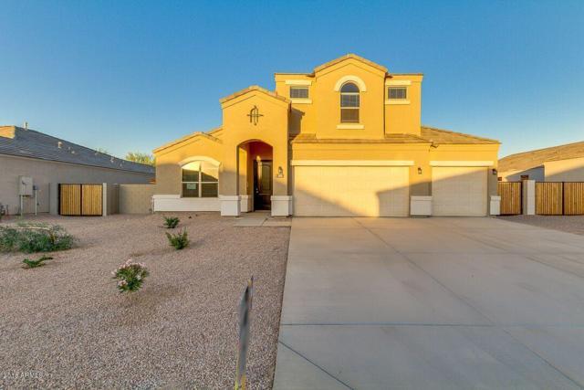 874 W Santa Gertrudis Trail, San Tan Valley, AZ 85143 (MLS #5719311) :: Yost Realty Group at RE/MAX Casa Grande