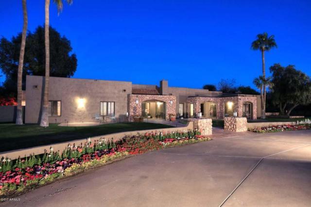 4844 E Tomahawk Trail, Paradise Valley, AZ 85253 (MLS #5719356) :: Occasio Realty