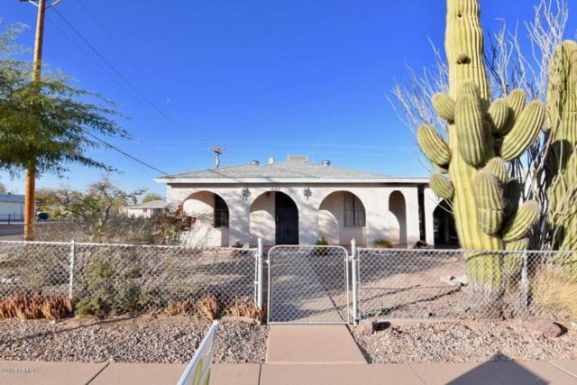 240 W 2ND Avenue, Ajo, AZ 85321 (MLS #5719411) :: The Daniel Montez Real Estate Group