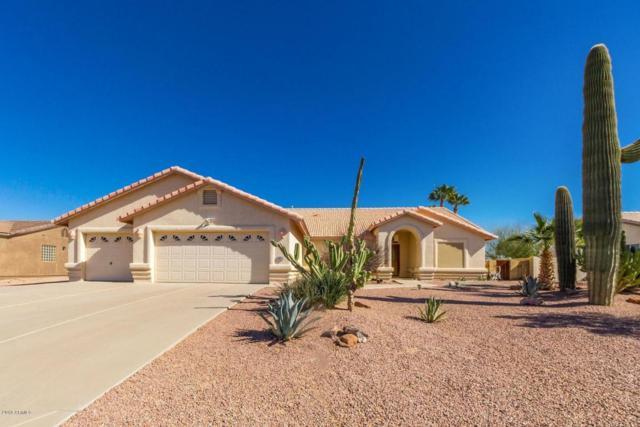 15371 S Saxon Road, Arizona City, AZ 85123 (MLS #5719483) :: Yost Realty Group at RE/MAX Casa Grande