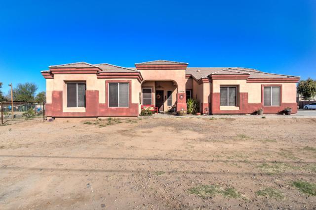 21116 S 222ND Street, Queen Creek, AZ 85142 (MLS #5719643) :: Occasio Realty