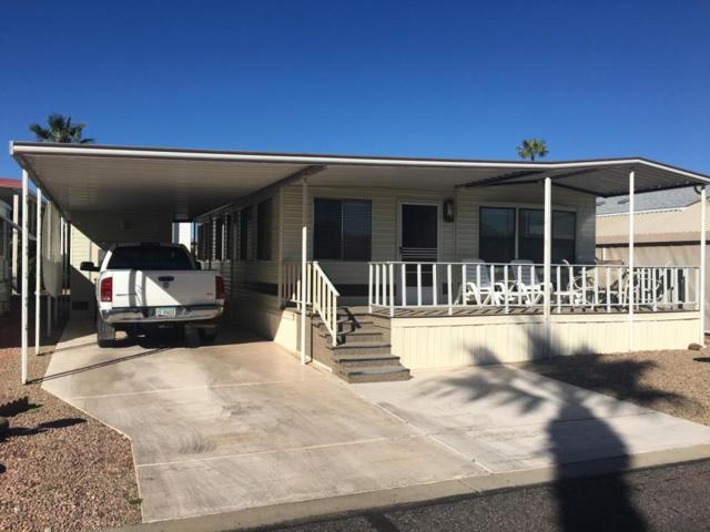 17200 W Bell Road #361, Surprise, AZ 85374 (MLS #5719692) :: My Home Group