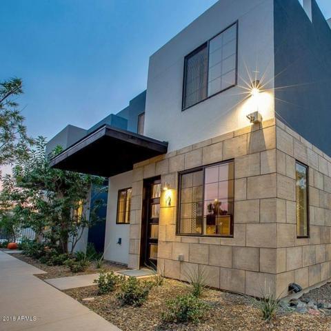 2825 N 42ND Street #4, Phoenix, AZ 85008 (MLS #5719826) :: Occasio Realty