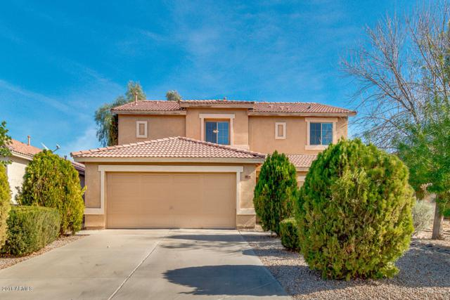 40439 N Las Praderas Street, San Tan Valley, AZ 85140 (MLS #5720029) :: The Everest Team at My Home Group