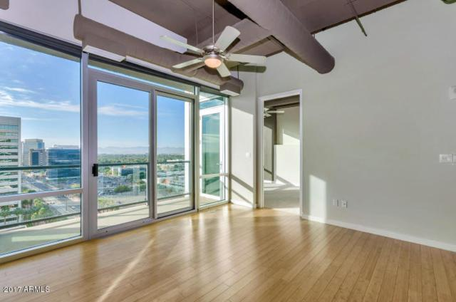 1 E Lexington Avenue #1211, Phoenix, AZ 85012 (MLS #5720065) :: Brett Tanner Home Selling Team