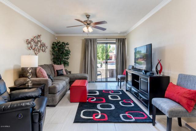 935 N Granite Reef Road #109, Scottsdale, AZ 85257 (MLS #5720297) :: Lux Home Group at  Keller Williams Realty Phoenix