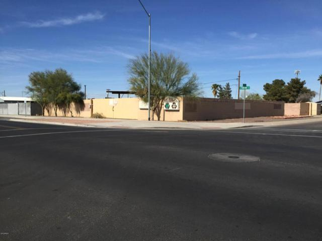 120 W Coolidge Avenue, Coolidge, AZ 85128 (MLS #5720375) :: Yost Realty Group at RE/MAX Casa Grande