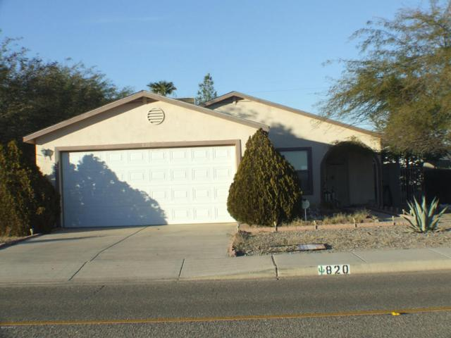 820 W Martin Road, Coolidge, AZ 85128 (MLS #5720478) :: Yost Realty Group at RE/MAX Casa Grande