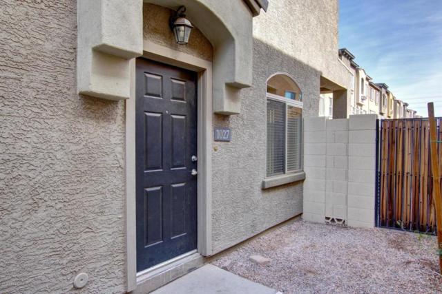 2401 E Rio Salado Parkway #1027, Tempe, AZ 85281 (MLS #5720519) :: Brett Tanner Home Selling Team